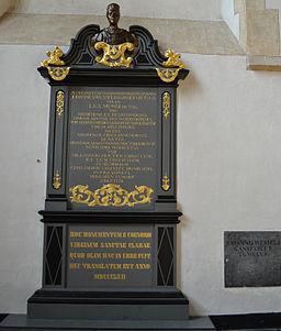 Epitafium Wessel Gansfort