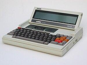 Epson PX-8 Geneva - The Epson PX-8