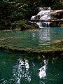 Erawan National Park, Kanchanaburi, Thailand (355632013).jpg