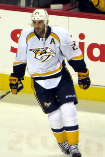 Eric Nystrom American ice hockey player