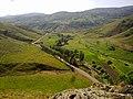 Erzurum narman boğakale köy kalesinden aşağı çekilmiş resim - panoramio.jpg