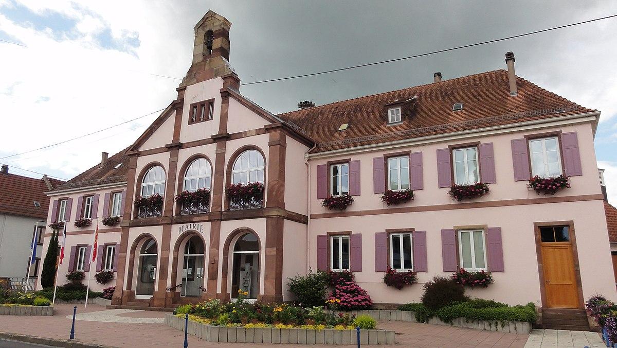 Architecte Bas Rhin eschau, bas-rhin - wikipedia