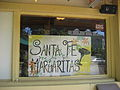 Esplanade Avenue 3300 Aug 2009 Santa Fe Margaritas Sign.JPG
