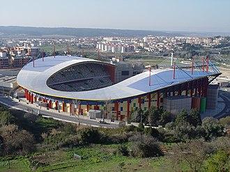 U.D. Leiria - Estádio Dr. Magalhães Pessoa