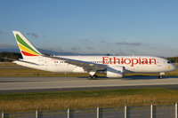 ET-AOS - B788 - Ethiopian Airlines