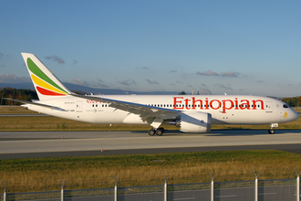 Economy of Ethiopia - Ethiopian Airlines is among the largest and most profitable airlines in Africa.