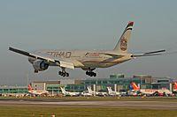 A6-ETD - B77W - Etihad Airways
