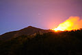 Etna Volcano Paroxysmal Eruption July 30 2011 - Creative Commons by gnuckx.jpg