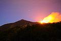 Etna Volcano Paroxysmal Eruption July 30 2011 - Creative Commons by gnuckx.jpg