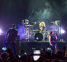 Evanescence in 2006