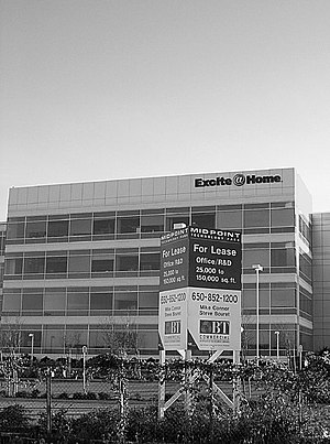 Excite - Image: Excite@Home headquarters for sale