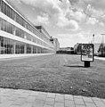 Exterieur achterzijde Van Nellefabrieken, Zuid-West gevel en uitbreiding tabaksfabriek - Rotterdam - 20002280 - RCE.jpg