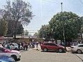 Exterior del Hospital General de México durante la pandemia de enfermedad por coronavirus de 2020 en México.jpg