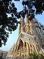 Exterior of the Sagrada Família 07.jpg