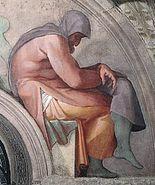 Ezechias detail
