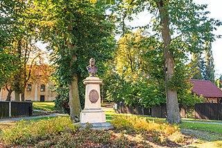 Busta Františka Palackého