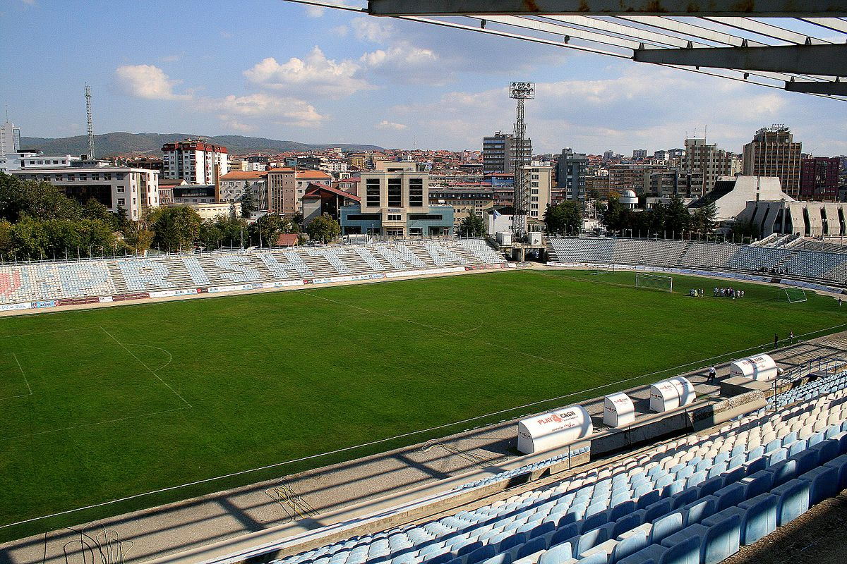 Pristina_City_Stadium on Attendance Record