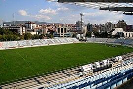 FC Prishtina, football stadium