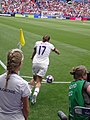 FIFA Women's World Cup 2019 Final - Tobin Heath corner kick 1.jpg