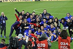 FIFA Women's World Cup Qualification Italy - Belgium, 2018-04-10 0572.jpg