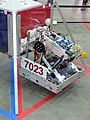 FIRST Championship Detroit 2019 – Bot latched 6.jpg