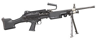 FN Minimi - A late M249 variant of the Minimi