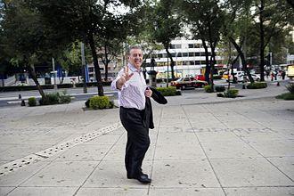 Francisco de Paula Búrquez - Búrquez in 2015
