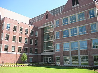 Florida State University College of Arts and Sciences - The James E. King Life Sciences Building