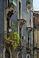 Facade of a building in Catania, September, 2017.jpg
