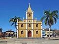 Fachada da Igreja Matriz de Santana, Santana do Paraíso MG.JPG