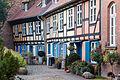 """Fachwerkhäuser """"Am Johanniskloster""""-20151029-IMG 0516.jpg"""