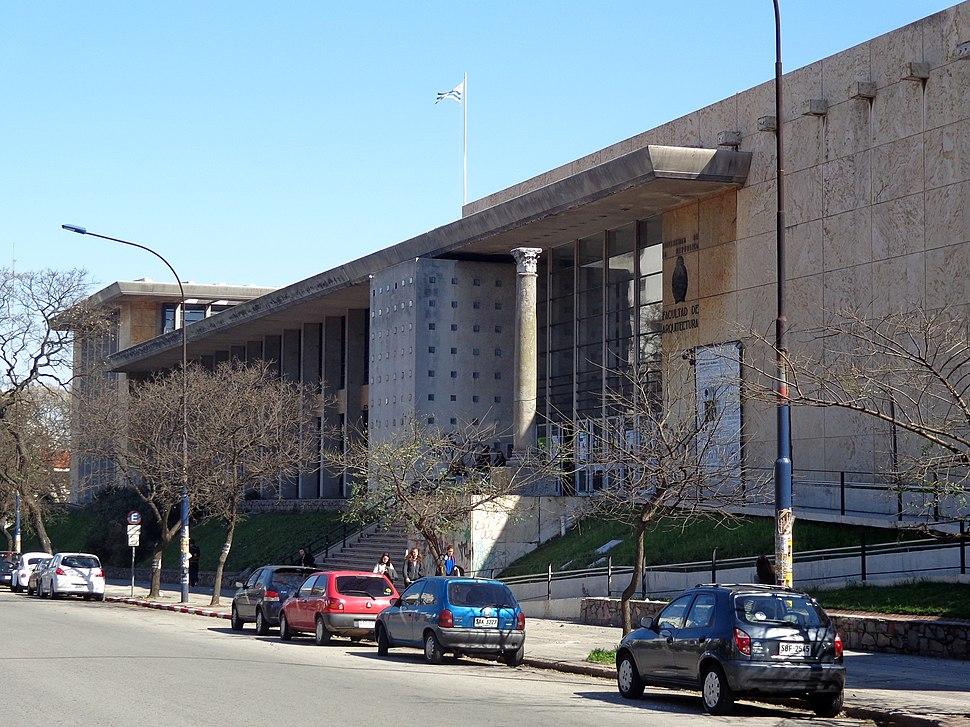 Facultad de Arquitectura Uruguay
