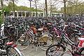 Fahrräder Göttingen 2012.jpg