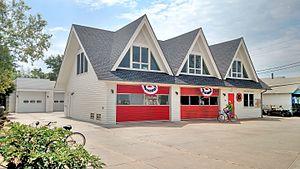 Fair Harbor, New York - The Fair Harbor Fire Department
