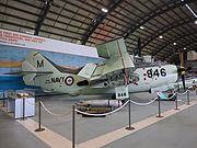 Fairey Gannet at the Fleet Air Arm Museum February 2015.jpg