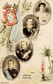Família Real de Portugal, postal.png