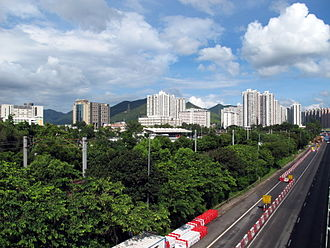 North District (Hong Kong) - Fanling New Town