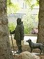 Farley Mowat statue.jpg