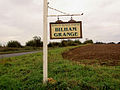 Farm sign - geograph.org.uk - 584117.jpg