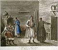 Farmers in a cottage in Savonia, Finland (25183314403).jpg
