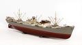 Fartygsmodell-CASSIOPEIA. 1944 - Sjöhistoriska museet - SM 29045.tif
