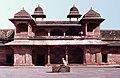 Fatehpur Sikri-12-Palast-1976-gje.jpg
