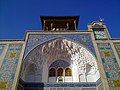 Fatimah Ma'sumah Shrine قم، حرم فاطمه معصومه دختر موسی ابن جعفر امام هفتم شیعیان 02.jpg