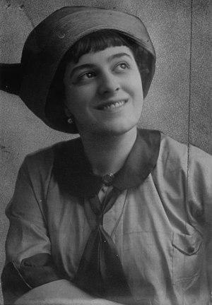 "Fay King (cartoonist) - Image: Fay King (Mrs. ""Bat"" Nelson)"