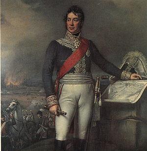 Karl Philipp von Wrede - Field Marshal Carl Philipp Fürst von Wrede, 1815