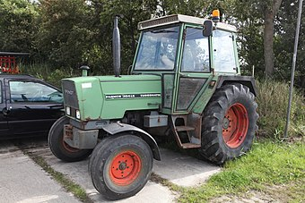 Fendt Farmer 304 LS Turbomatic