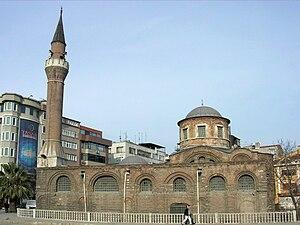 Fenari Isa Mosque - Image: Feneri Isa Camii In Istanbul 20070102 1