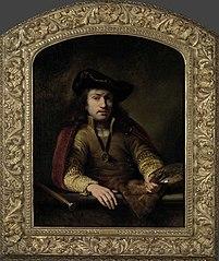 Portret van Ferdinand Bol