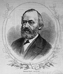 Ferdinand David (Quelle: Wikimedia)