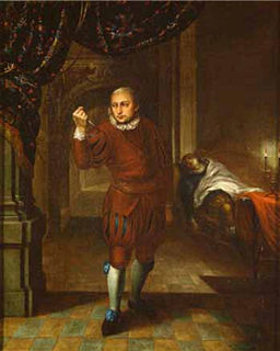 Ferdinand Fleck by Johann Christoph Kimpfel